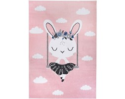 Dywan Carpetforyou Pink Rabbit