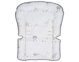 roba Wkładka redukcyjna Happy Field, biała, 50 x 65 x 3,5 cm