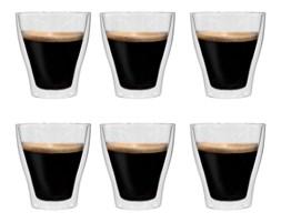 vidaXL Dwuścienne filiżanki termiczne na kawę, 6 szt., 280 ml