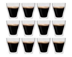 vidaXL Dwuścienne filiżanki termiczne na kawę, 12 szt., 280 ml