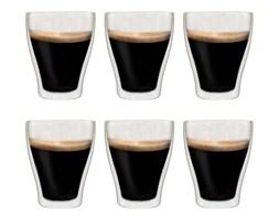 vidaXL Dwuścienne filiżanki termiczne na kawę, 6 szt., 370 ml