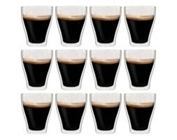 vidaXL Dwuścienne filiżanki termiczne na kawę, 12 szt., 370 ml