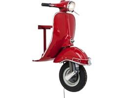 Kinkiet Scooter 67x111 cm czerwony