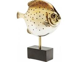 Figurka dekoracyjna Moonfish 30x32 cm złota