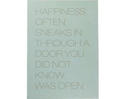Tabliczka Happiness Often...