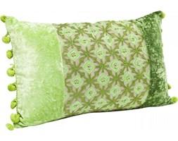 Poduszka dekoracyjna Ornaments 50x30 cm zielona