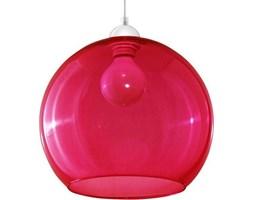 Lampa wisząca Ball 30x80 cm czerwona