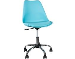Krzesło biurowe Scandinavia turkusowe