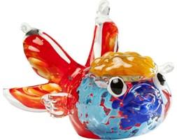 Figurka dekoracyjna Ocean Fish 19x11 cm kolorowa
