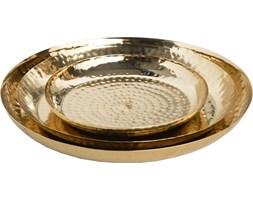 Tace dekoracyjne Orient (3/set) złote