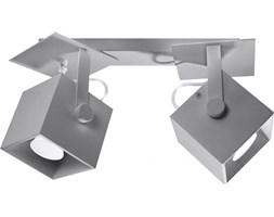 Plafon Cedra 35x19 cm 2L szary