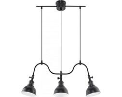 Lampa wisząca Mare 65x80 cm 3 L czarna