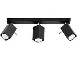 Plafon Merida 3L 45 cm czarny
