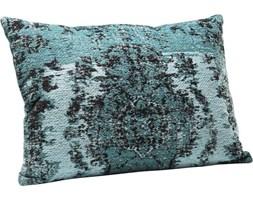 Poduszka dekoracyjna Kelim Pop 60x40 cm turkusowa
