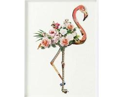 Obraz Flamingo 100x75 cm