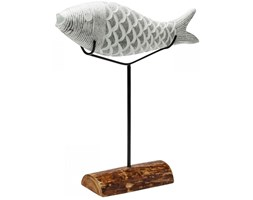 Figurka dekoracyjna Pesce Ornament 48x50 cm