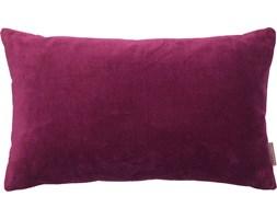 Poduszka dekoracyjna Soft 50x30 cm burgundowa