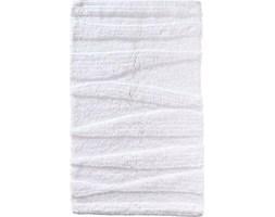 Dywanik łazienkowy Flow 80x50 cm biały