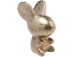 Figurka dekoracyjna Mouse 29x22 cm mosiądzowa