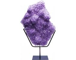 Figurka dekoracyjna Crystals 34x54 cm fioletowa