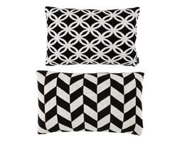 Poduszki dekoracyjne Wearstler (2/set) czarno-białe