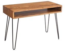 Biurko Mantis 110 cm drewniane