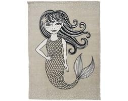 Dywan Mermaid 100x70 cm naturalny