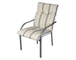 Krzesło ogrodowe MASTERGRILL&PARTY JLC544 Szary
