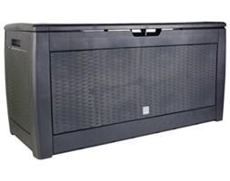 Skrzynia ogrodowa PROSPERPLAST Boxe Rato S433 Antracyt