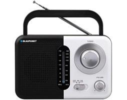 Radio BLAUPUNKT PR7 BK Czarno-szary