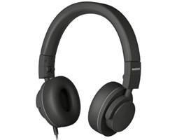 Słuchawki nauszne AUDICTUS Dreamer z mikrofonem Czarny