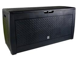 Skrzynia ogrodowa PROSPERPLAST Boxe Matuba S433 Antracyt