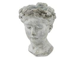 SŁOWIANKA osłonka w kształcie głowy kobiety, wys. 21 cm
