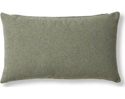 Poduszka dekoracyjna Mak 50x30 cm zielona