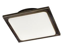 TRIO - LED Plafon ściemnialny DENVER 1xLED/20W/230V patyna