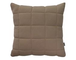 Pikowana poduszka dekoracyjna PickUp brązowa