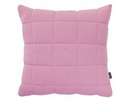 Pikowana poduszka dekoracyjna PickUp pudrowy ciemny róż