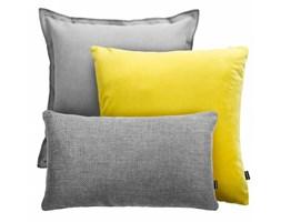 Szaro żółty zestaw Loft + Velvet + Brera