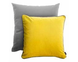 Szaro-żółty zestaw poduszek dekoracyjnych Pram+Duo