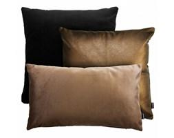 Złoto-beżowo-czarny zestaw poduszek Spark