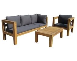 OUTLIV. Komplet sofa/stół/fotele