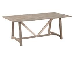 Hartman Paulista Stół ogrodowy 200 cmx100 cm Drewno Teakowe Drewno tekowe