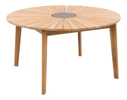 OUTLIV. Wellington Stół ogrodowy 140 cm Drewno Teakowe Drewno tekowe