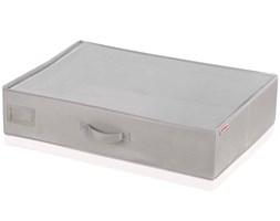 Leifheit Pudełka do przechowywania, 2 szt., S, szare, 64x45x15 cm