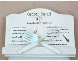 """PODPÓRKI DO KSIĄŻEK """"Caesar Salad"""""""