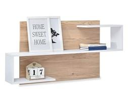 Półki Do Salonu Kolor Granatowy Wyposażenie Wnętrz Homebook