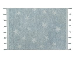 Dywan Stars Aqua Blue 120x175 cm