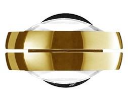 Kinkiet podwójny złoty Studio Italia Design Nautilus Wall Chrome Gold