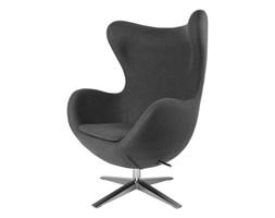 Fotel Jajo D2 szeroki tkanina szara kod: 5902385702430
