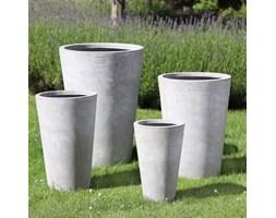 Doniczka Piaskowa Fiber-Glass Glina - 40cm x 40cm x 57cm